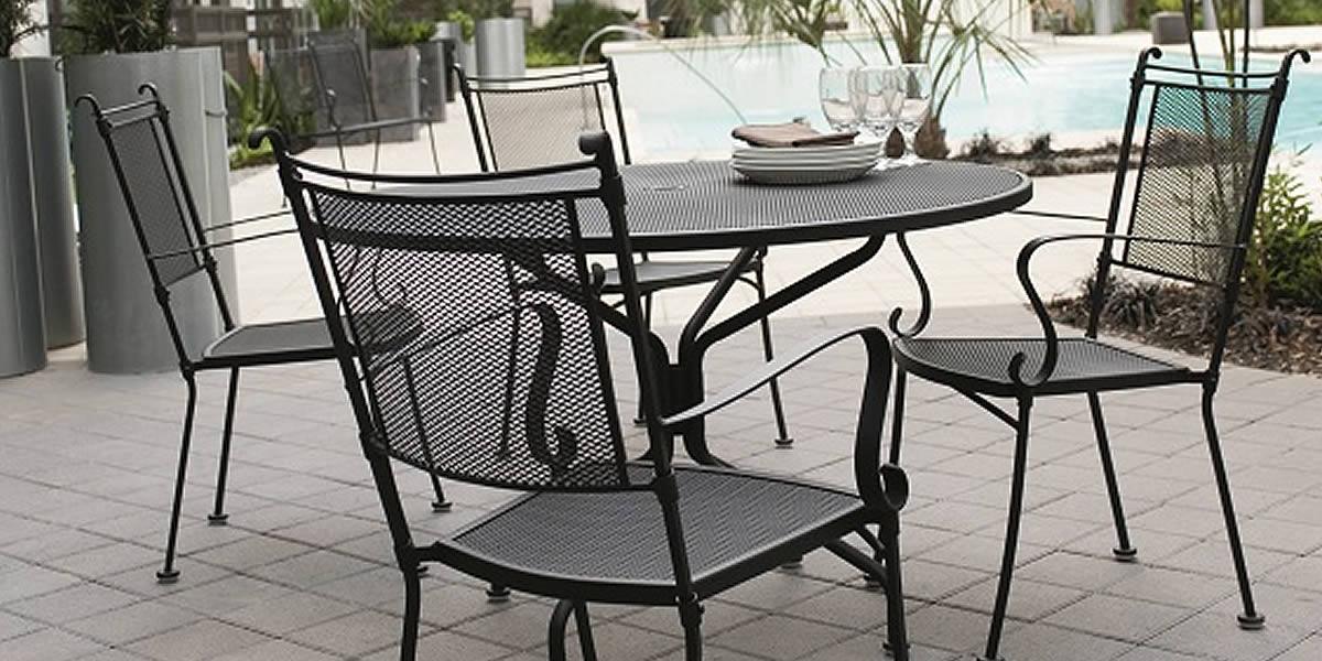 Woodard Bradford Outdoor Furniture