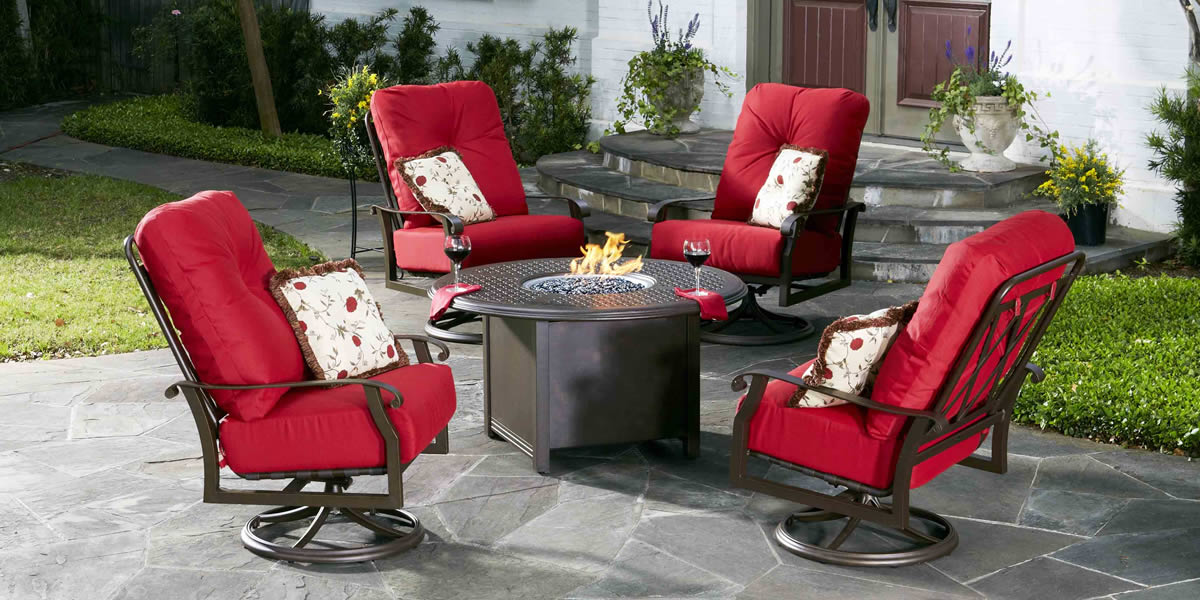 Woodard Cortland Outdoor Furniture
