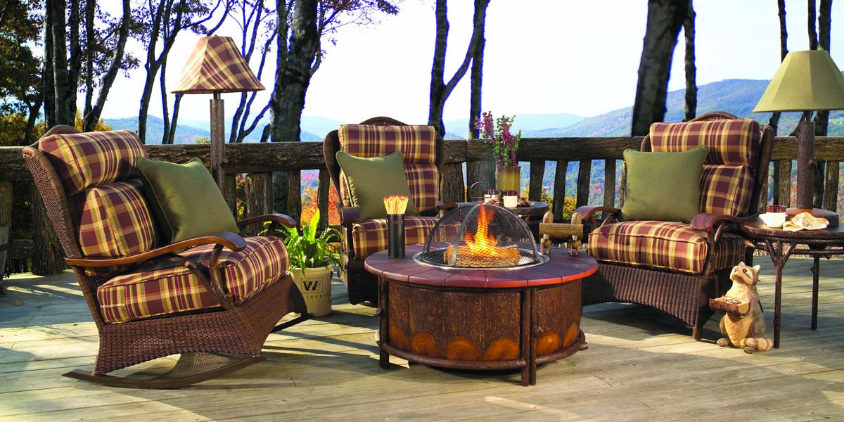 - Woodard Whitecraft Chatham Run Outdoor Furniture