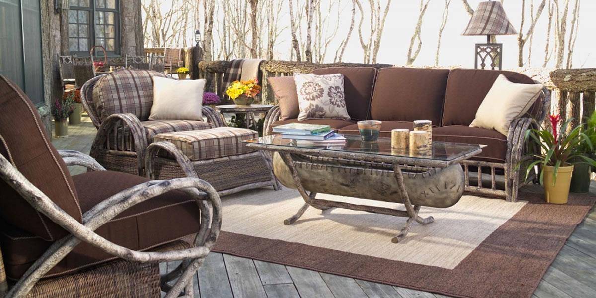 - Woodard Whitecraft River Run Outdoor Furniture