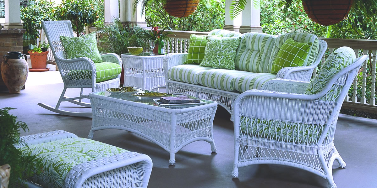 Woodard Whitecraft Sommerwind Outdoor Furniture