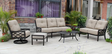 Erwin Melbourne Outdoor Furniture