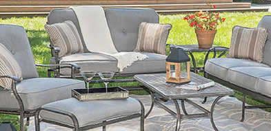 Agio Madison Aluminum Outdoor Furniture