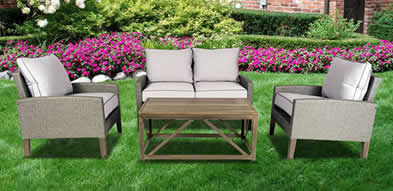 Erwin Carolina Outdoor Furniture