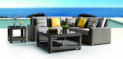 Erwin Napa Wicker Outdoor Furniture