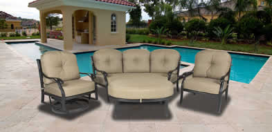 GatherCraft Castle Rock Outdoor Furniture