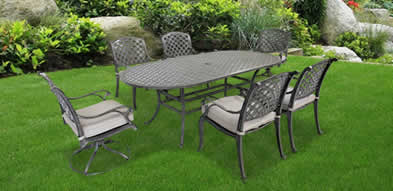 GatherCraft Macan Outdoor Dining