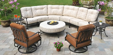 Hanamint Mayfair Outdoor Furniture