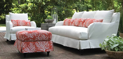 Lane Venture Colin Upholstered Outdoor Furniture